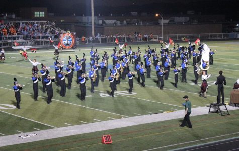 SWMHS Marching Band End of Season Thoughts