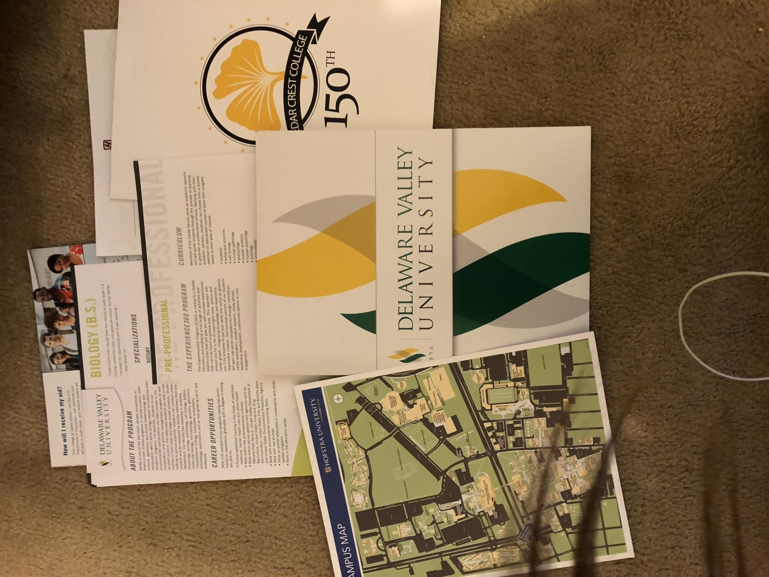 Pamphlets and Information