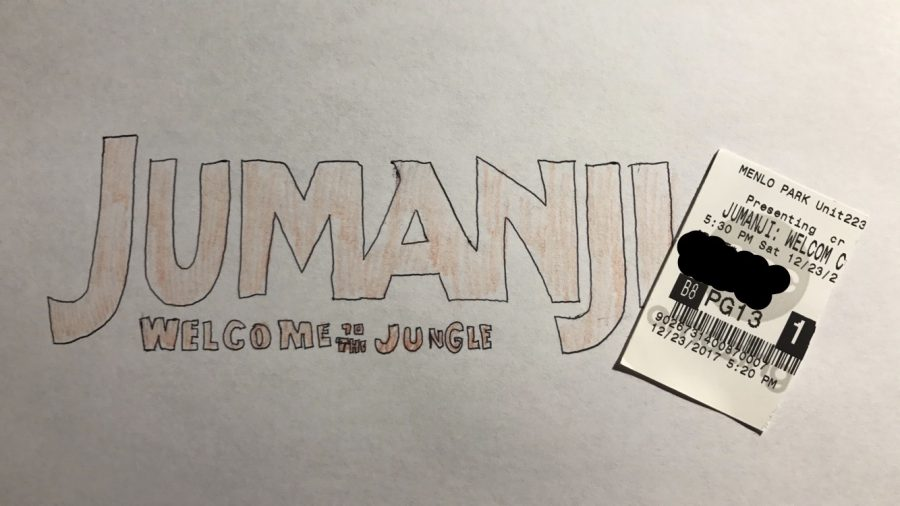 Movie Review of Jumanji: Welcome to the Jungle