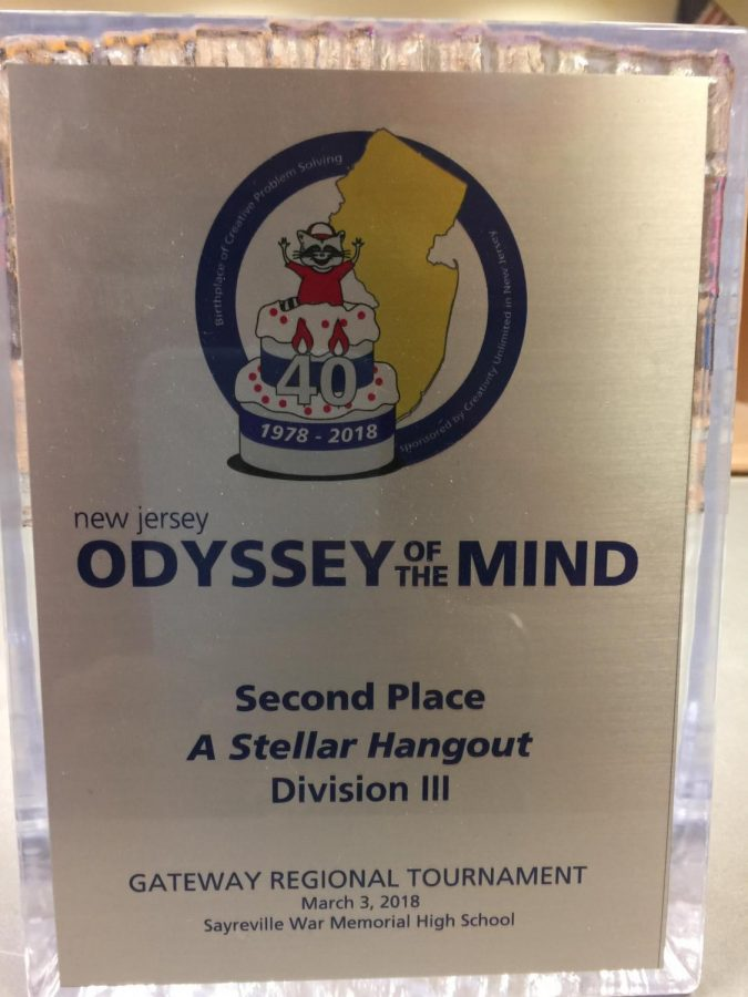 Odyssey of the Mind: Sayreville Takes on States