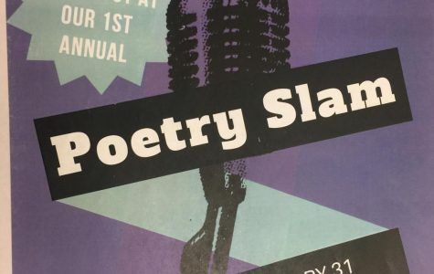 1st Annual Poetry Slam