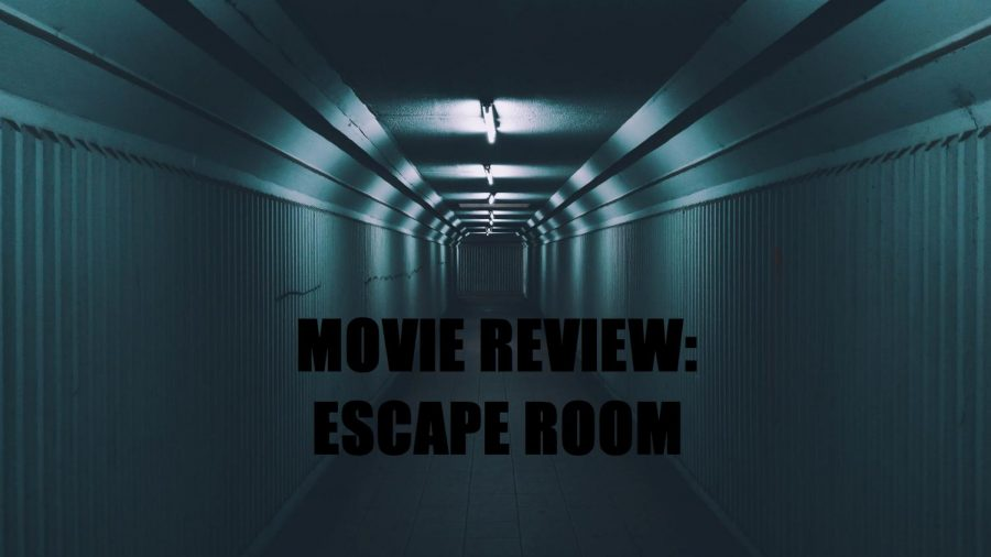 Watching Escape Room: A Movie Review