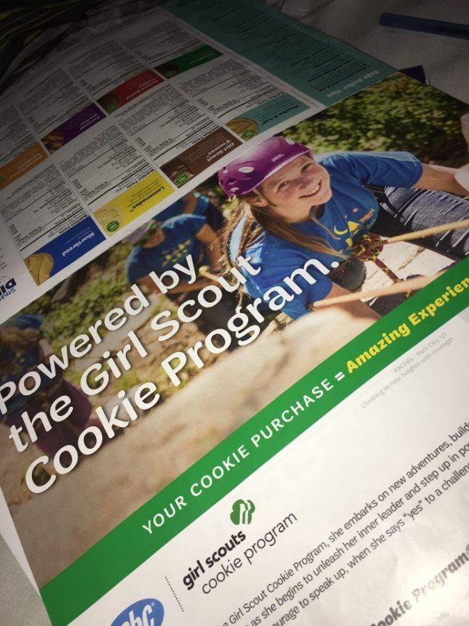 Girl+Scouts+continues+to+empower+young+girls+for+over+100+years