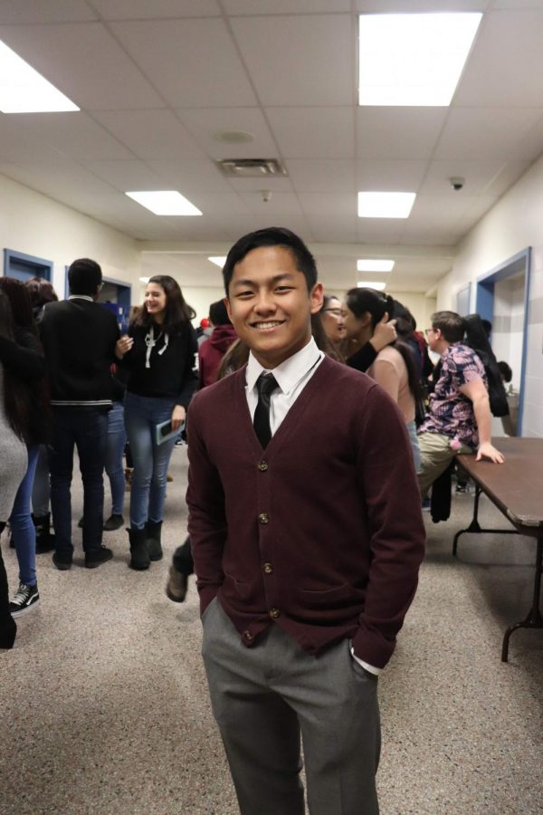 Student Spotlight: Meet the Junior Class President, Christian Quilon