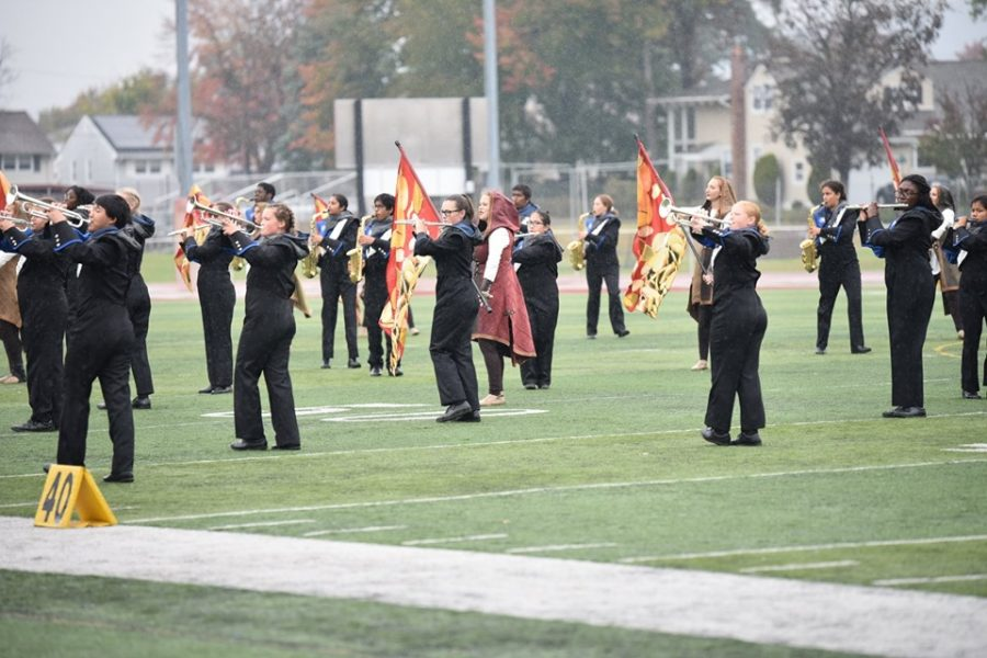 SWMHS+marching+band+competes+at+TOB+championships