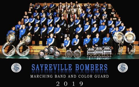 Marching band: A glimpse behind the scenes