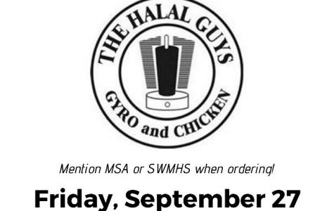 MSA Fundrasier: Halal Guys