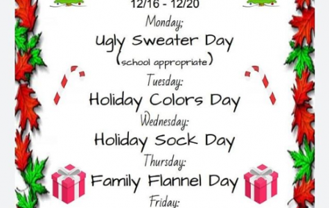 5 days of Holiday Spirit