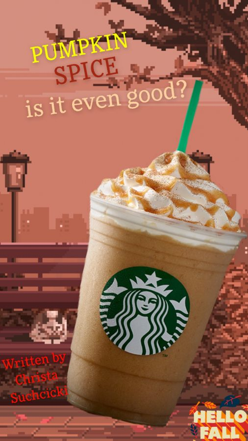Pumpkin Spice: Is it even good?
