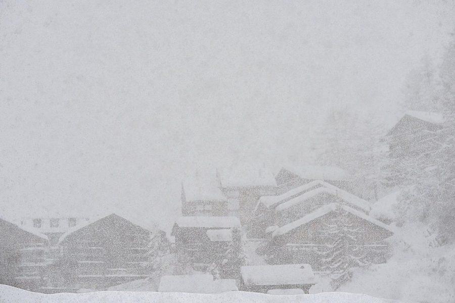 Devastating winter snow storm hits Texas