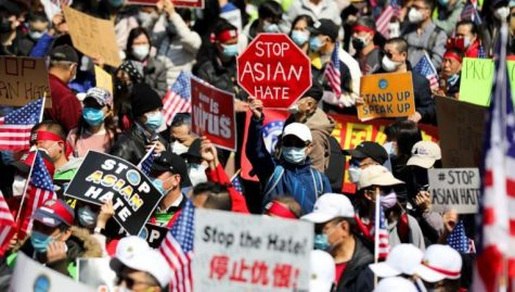 Recent hate crimes stir anger within the Asian community